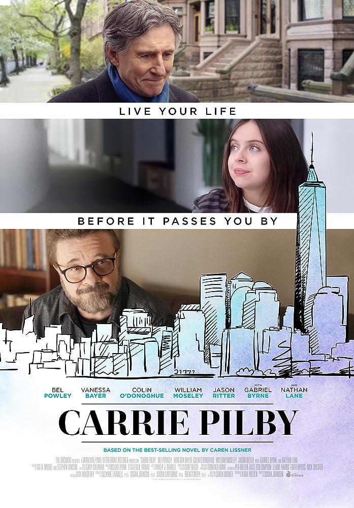 Carrie Pilby 2016 DVDRip x264 500MB