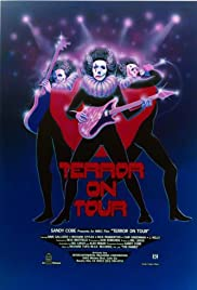 Terror on Tour (1980) Poster - Movie Forum, Cast, Reviews