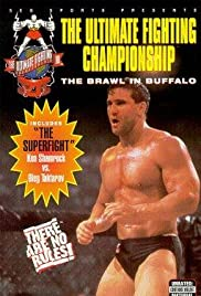 UFC VII: Brawl in Buffalo (1995) Poster - TV Show Forum, Cast, Reviews