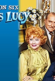 Lucy Gives Eddie Albert the Old Song and Dance Poster