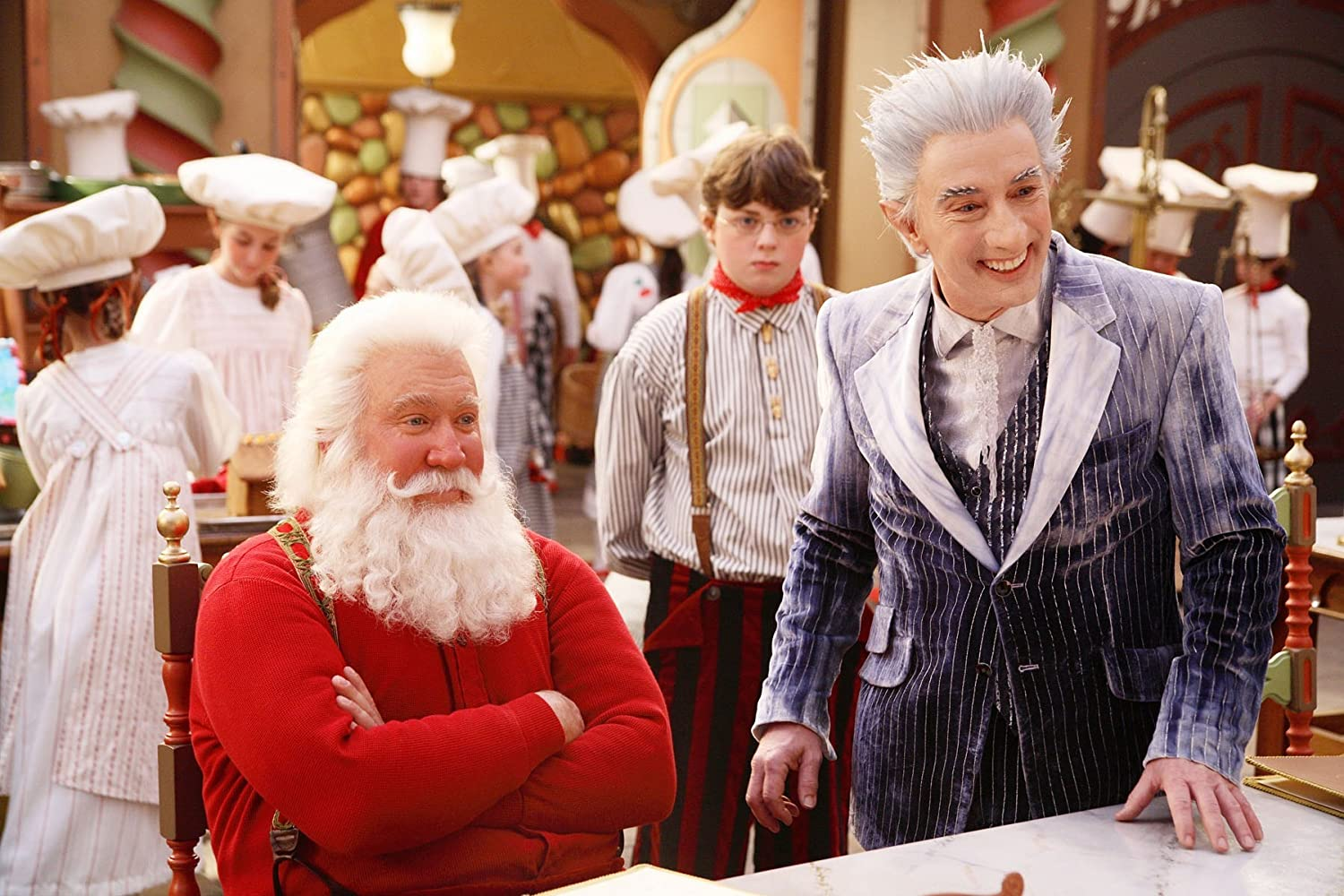 the santa clause 3 the escape clause 2006