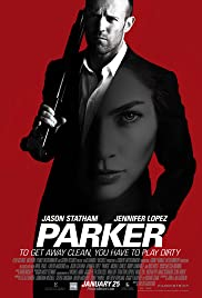 Parker 2013 Dual Audio Full Movie 960MB