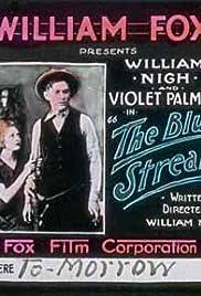 The Blue Streak Poster