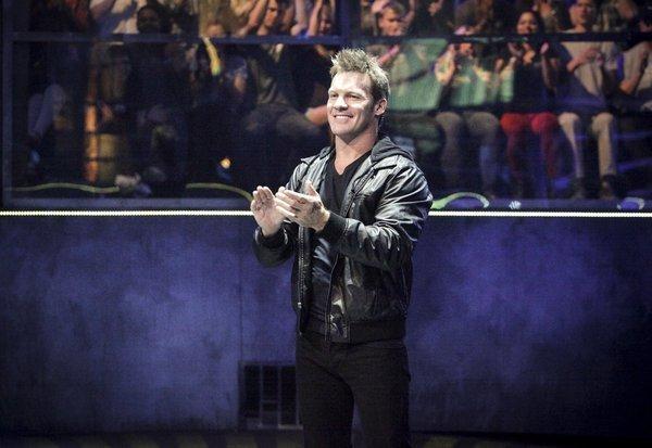 Chris Jericho in Robot Combat League (2013)
