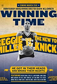 Winning Time: Reggie Miller vs. The New York Knicks Poster