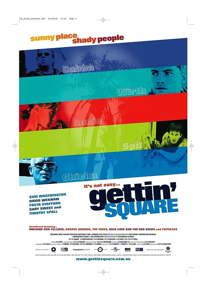 Suvesti sąskaitas / Gettin Square (2003) žiūrėti online