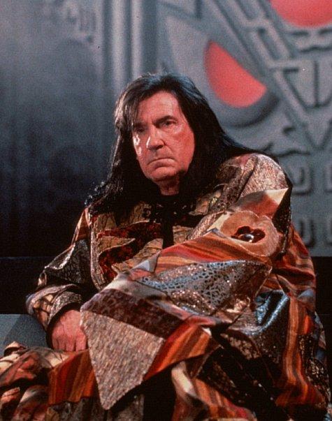 David Warner in Beastmaster III: The Eye of Braxus (1996)