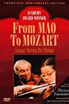 Image of From Mao to Mozart: Isaac Stern in China