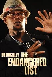 D.L. Hughley: The Endangered List Poster
