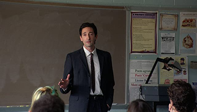 Adrien Brody in Detachment (2011)