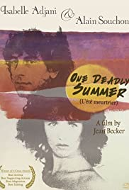 One Deadly Summer(1983) Poster - Movie Forum, Cast, Reviews