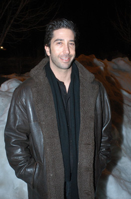 David Schwimmer at Duane Hopwood (2005)