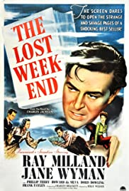 The Lost Weekend (1945) Poster - Movie Forum, Cast, Reviews