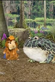 Save the Bullfrog!/Save the Poodle! Poster