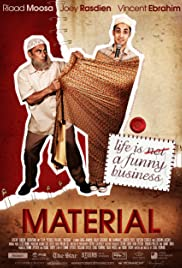 Material (2012) Poster - Movie Forum, Cast, Reviews