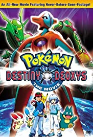 Pokémon the Movie: Destiny Deoxys (2004) Poster - Movie Forum, Cast, Reviews