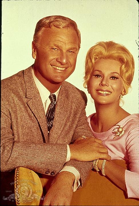 Eddie Albert and Eva Gabor in Green Acres (1965)