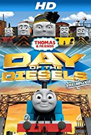 Thomas & Friends: Day of the Diesels Poster