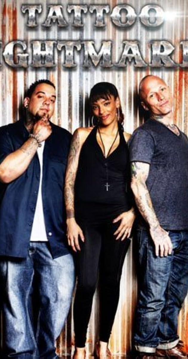 Tattoo nightmares tv series 2012 imdb for Is tattoo nightmares still on