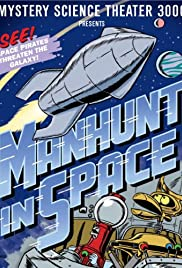 Manhunt in Space Poster