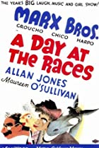 A Day at the Races (1937) Poster