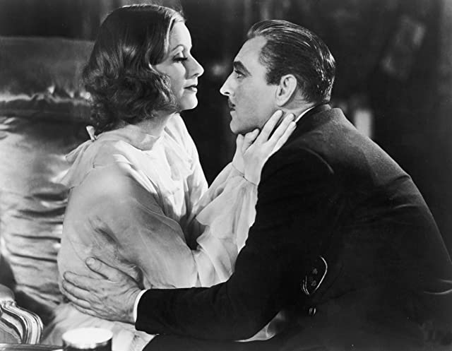 John Barrymore and Greta Garbo in Grand Hotel (1932)