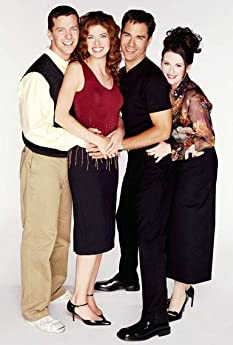 """It's official: """"Will & Grace"""" is coming back to NBC!"""