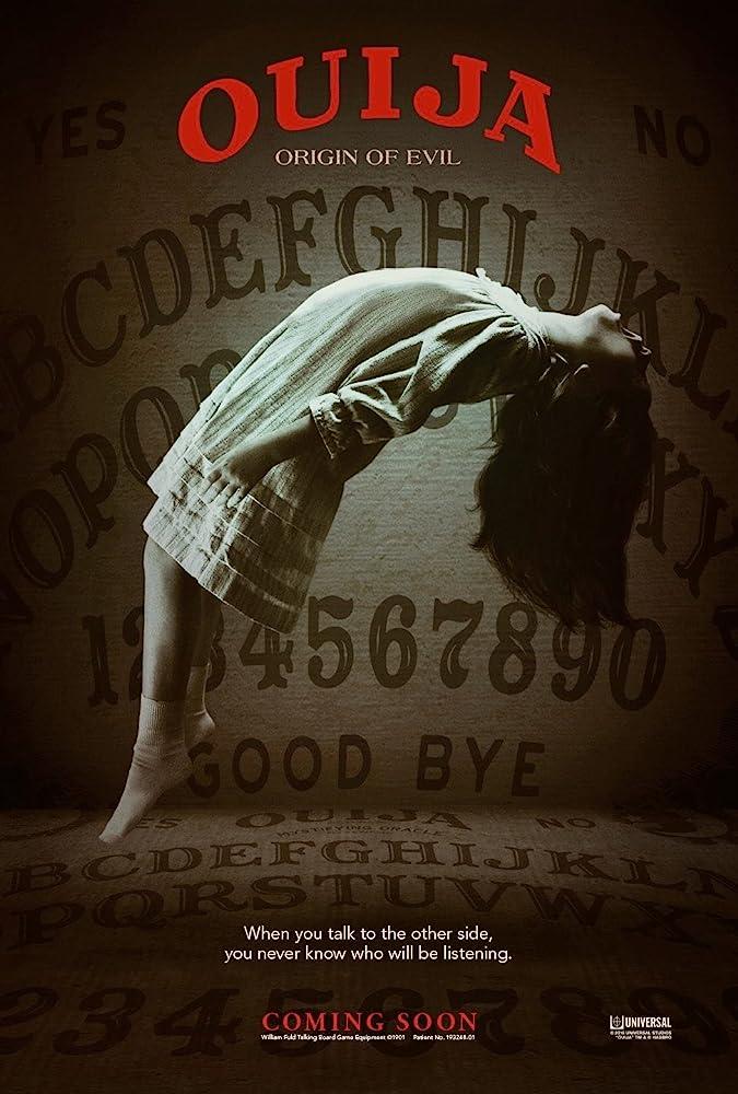 Ouija: El origen del mal (2016) | 1 link MEGA
