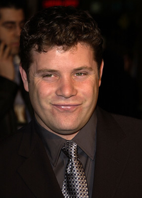 Sean Astin at The Lord of the Rings: The Fellowship of the Ring (2001)