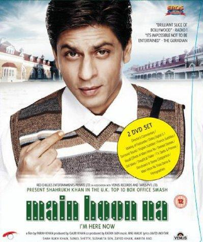 Shah Rukh Khan in Main Hoon Na (2004)