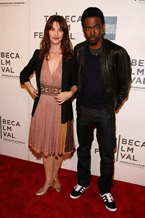 Chris Rock and Alexia Landeau at 2 Days in New York (2012)