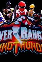 Primary image for Power Rangers DinoThunder
