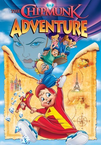 The Chipmunk Adventure(1987) - Now Playing In Theaters