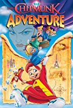 Primary image for The Chipmunk Adventure