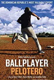 Ballplayer: Pelotero Poster
