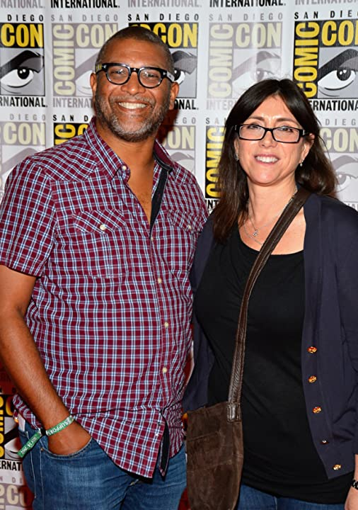 Reginald Hudlin and Stacey Sher at an event for Django Unchained (2012)