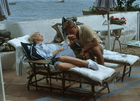 Jude Law and Gwyneth Paltrow in The Talented Mr. Ripley (1999)