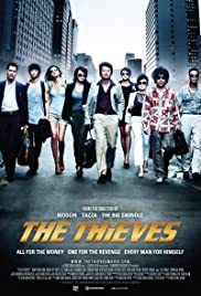 The Thieves Poster