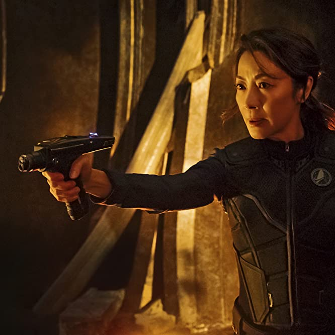 Michelle Yeoh in Star Trek: Discovery (2017)