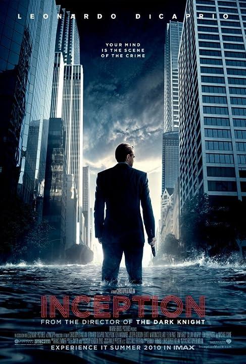 Leonardo DiCaprio in Inception (2010)