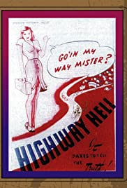 Hitchhike to Hell Poster
