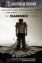 Image of Masters of Horror: The Damned Thing