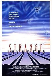 Strange Invaders Poster
