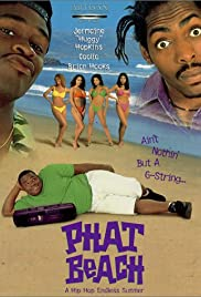 Phat Beach (1996) Poster - Movie Forum, Cast, Reviews