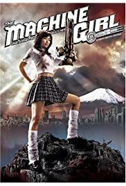 Watch Movie The Machine Girl (2008)