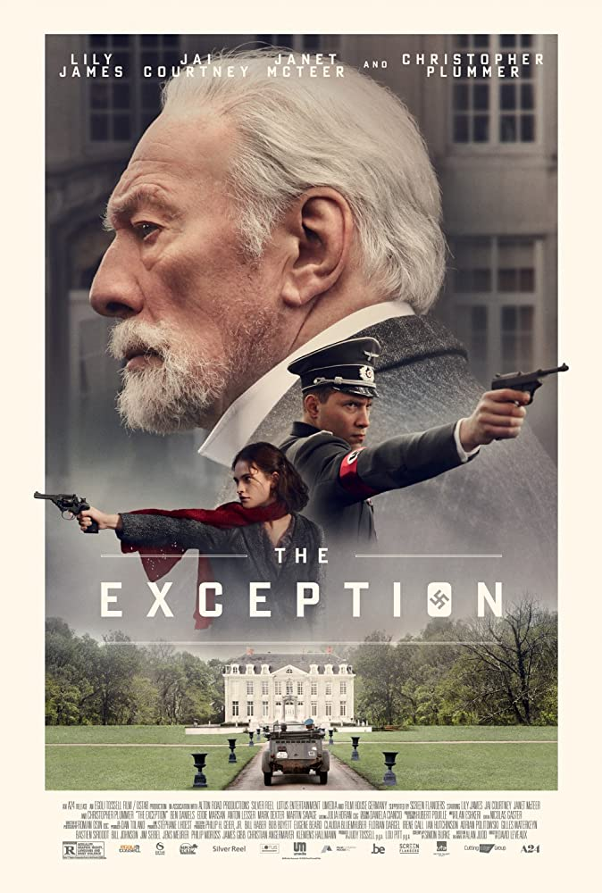 The Exception (2017) Subtitle Indonesia