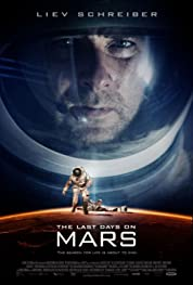 The Last Days on Mars poster