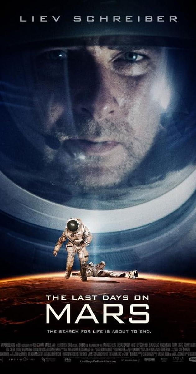 man on planet mars - photo #37