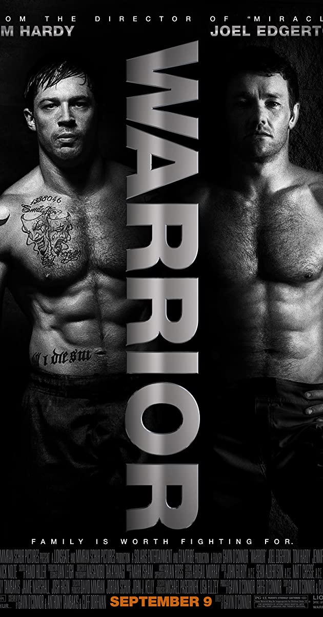 warrior imdb
