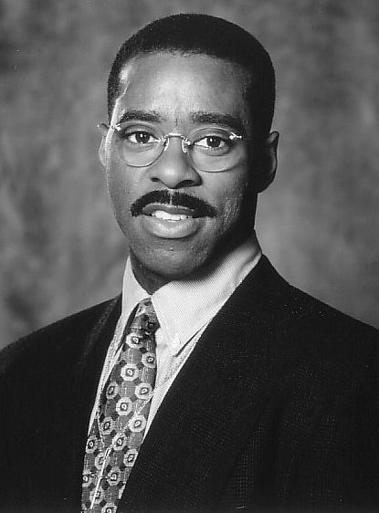 Courtney B. Vance in The Preacher's Wife (1996)